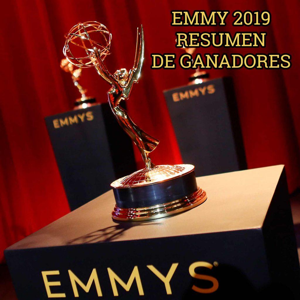 Emmy 2019 - resumen de ganadores